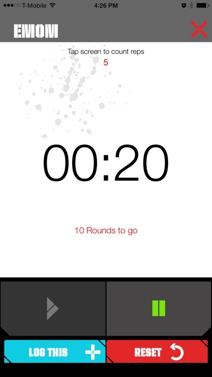 WODzilla - Workout Tracker screenshot-4