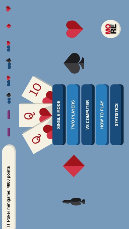 Tic-A-Tac Poker screenshot-2
