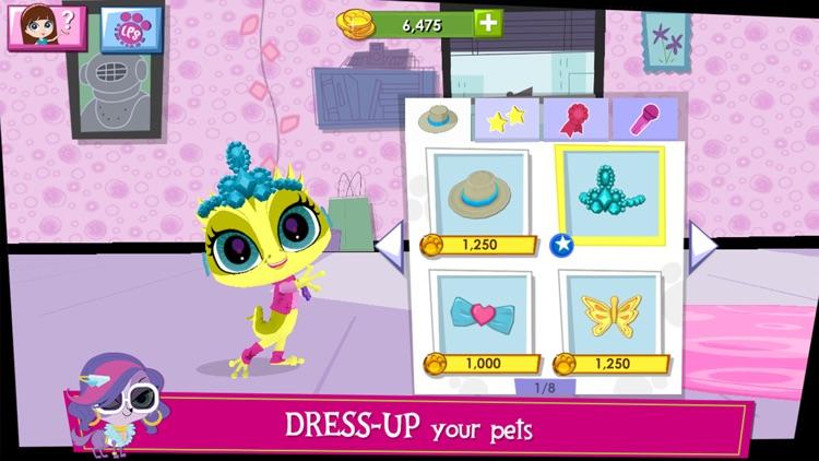 Littlest Pet Shop Your World screenshot-3