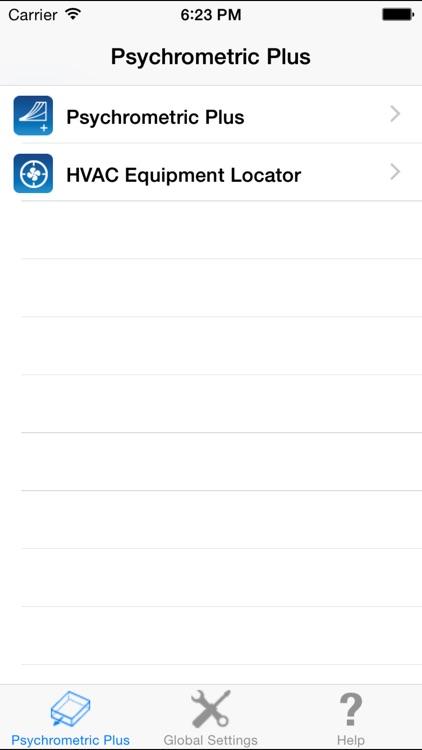 HVAC Psychrometric Plus
