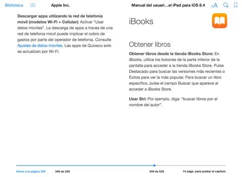 manual del usuario del ipad para ios 8 1 by apple inc on apple books rh itunes apple com manual del usuario ipad mini 2 ipad 3 manual de usuario