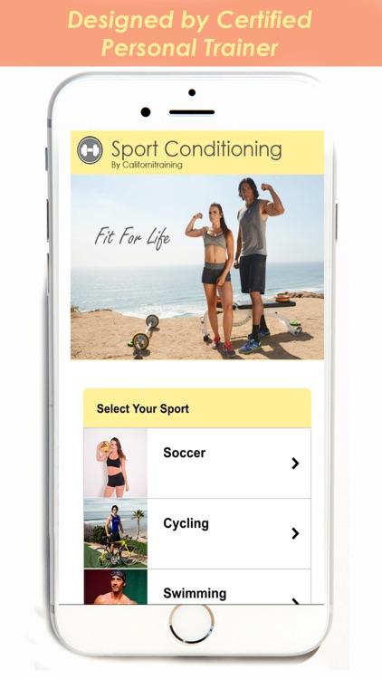 Sport Conditioning