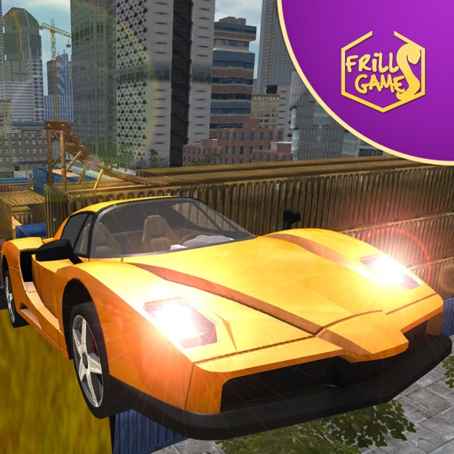 Fast Car Driving Simulator For Extreme Speed iOS App