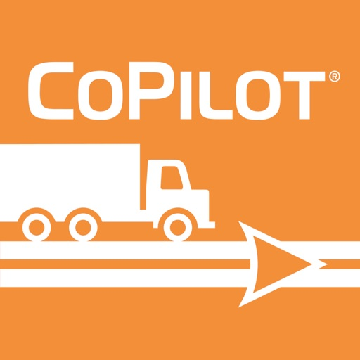 CoPilot Truck Europe - Offline Sat Nav, Maps & Routing for HGVs, Caravans & Lorries