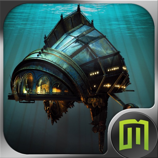 Jules Verne's Mystery of the Nautilus - (Universal) icon