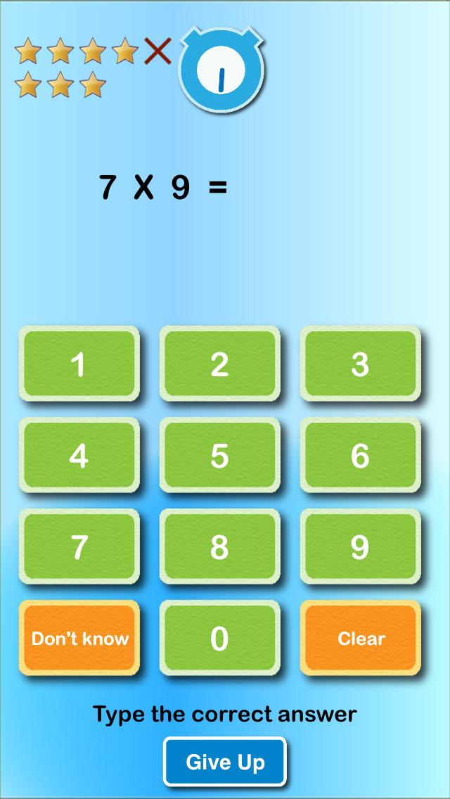 Math App - Times Tableのおすすめ画像4