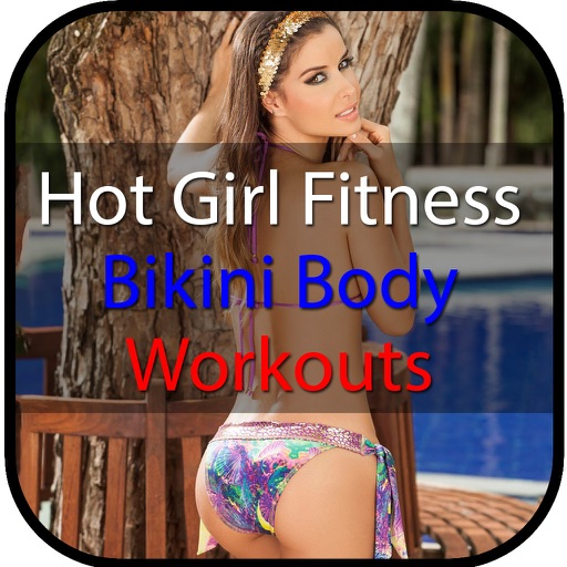 Hot Girl Fitness Bikini Body Workout - Get Healthy With Me!
