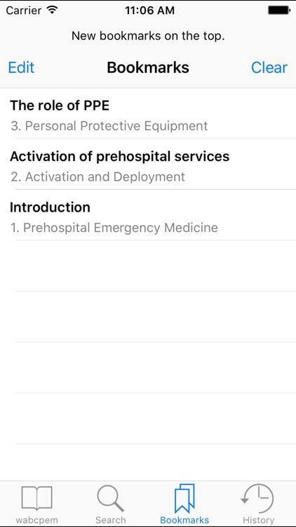ABC of Prehospital Emergency Medicine screenshot-4