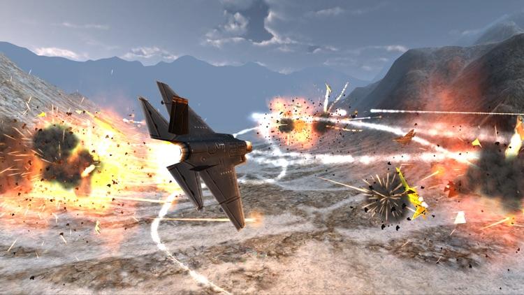 Stratosphere War - Flight Simulator screenshot-3