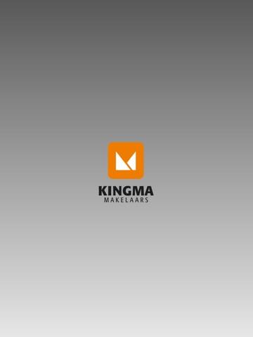 Screenshot of Kingma Makelaars