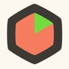 Little Bouncing Box jumps up a 2048 minimalistic adventure world - iPhoneアプリ