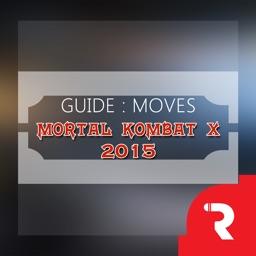 Gamer's Guide for Mortal Kombat X - 2015