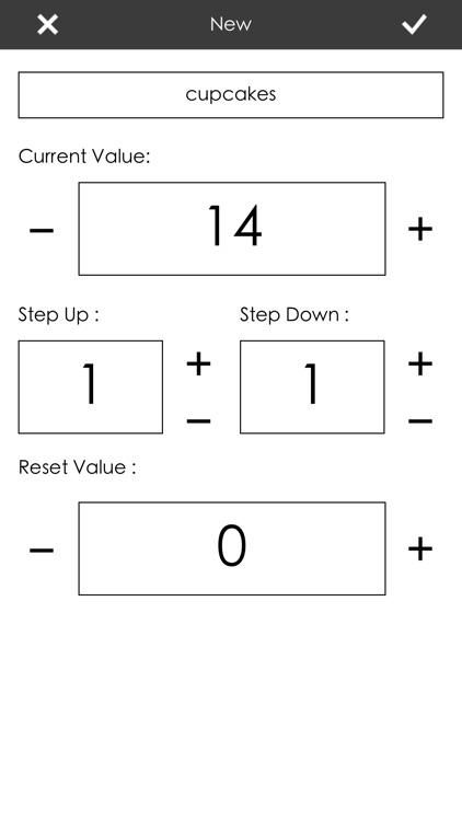 Tally Counters screenshot-4