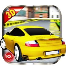 城市停车场的游戏 - 真正的专家驾驶模拟器