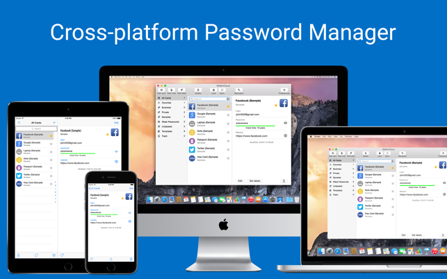 efficient password manager mac