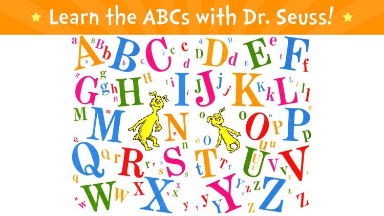 Dr. Seuss's ABC - Read & Learn screenshot-0