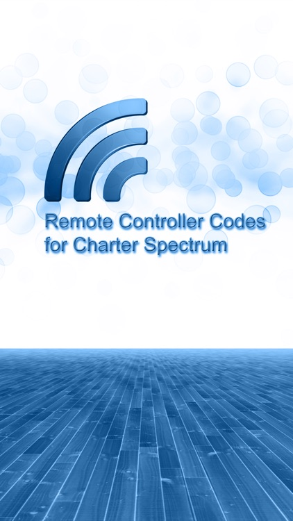 Remote Controller Codes for Charter Spectrum