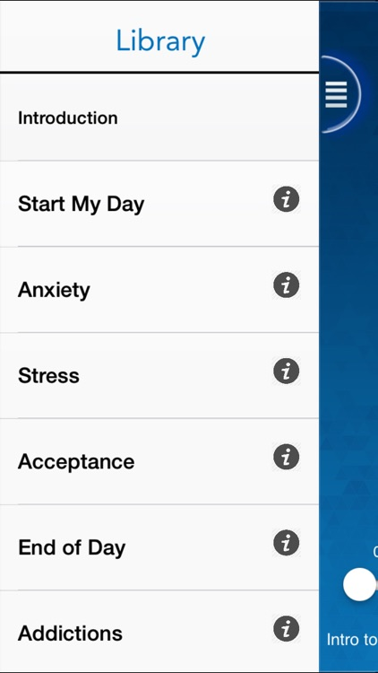 iRelease: Guided meditation to relieve stress and increase energy instantly