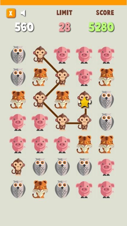 Matching Animals - Free screenshot-3