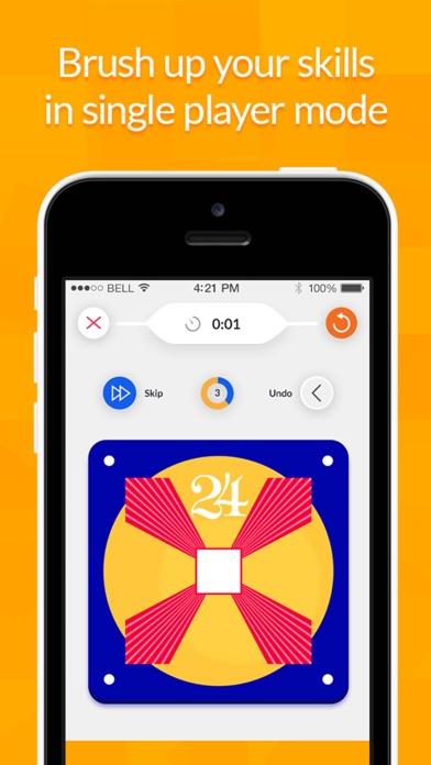 24 Game – Math Card P... screenshot1