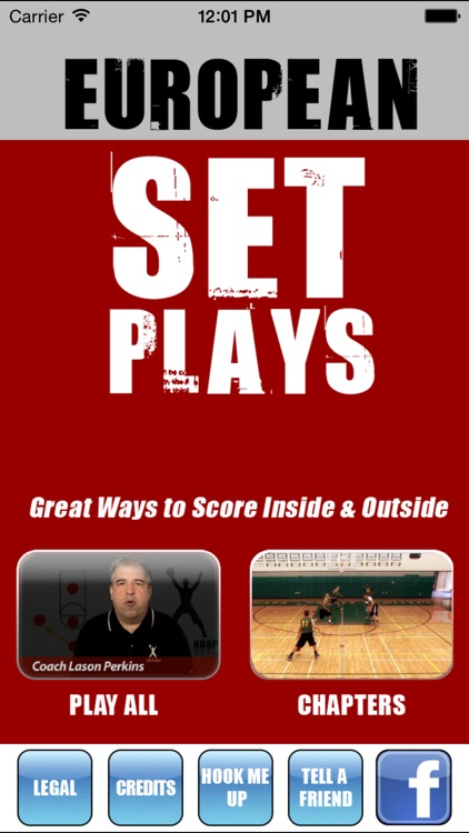 European Set Plays: International Championship Offense - With Coach Lason Perkins - Full Court Basketball Training Instruction