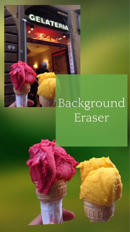 Background Eraser - SuperImpose Photo Editor & Cut Out Image Outline screenshot-0