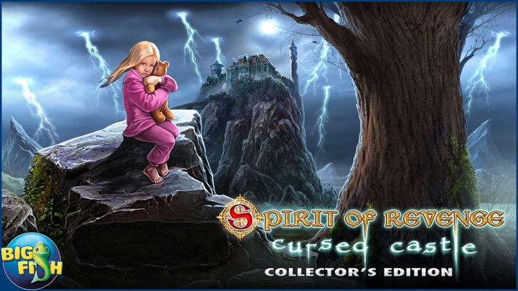 Spirit of Revenge: Cursed Castle - A Hidden Object Mystery Game screenshot-3