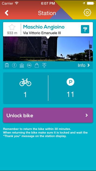 点击获取Bike Sharing Napoli