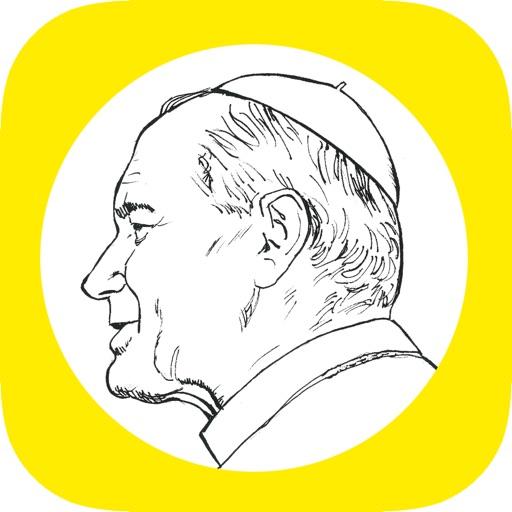 Prega Papa Wojtyla