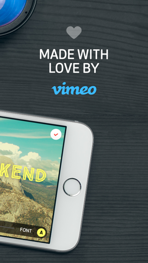 ‎Cameo - Video Editor and Movie Maker Screenshot