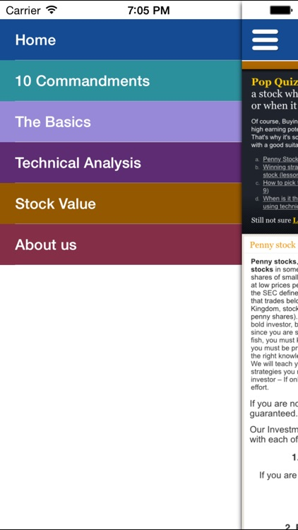 Penny Stocks - Trading Course
