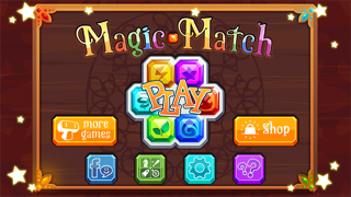 Magic Match - Matching Puzzle Game with Mage Characters screenshot four
