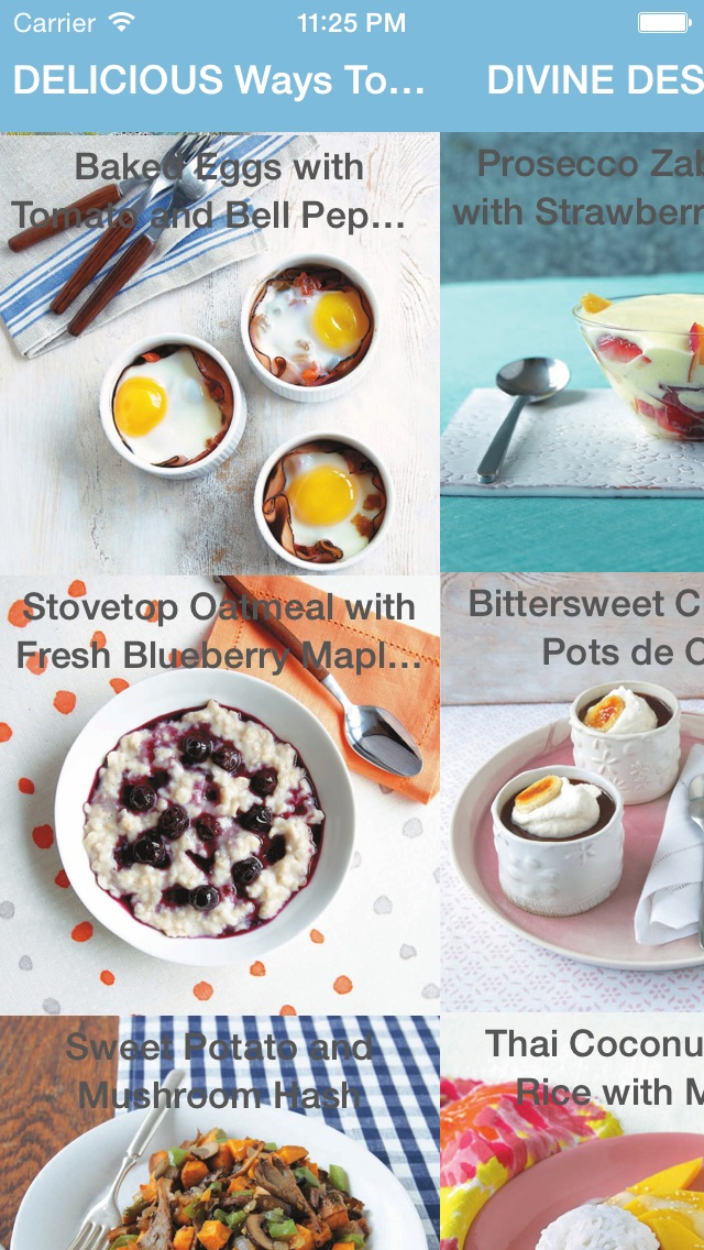 download Gluten - Free Food Cookbook apps 1