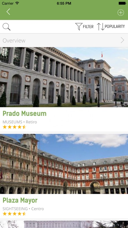 Madrid Travel Guide (with Offline Maps) - mTrip screenshot-3