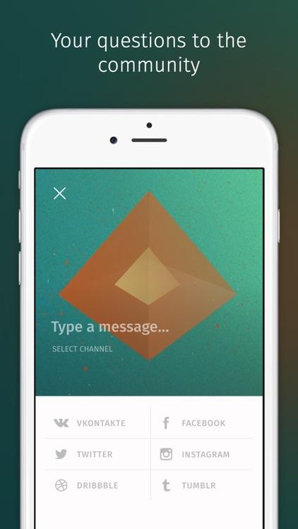 Talks App screenshot-4