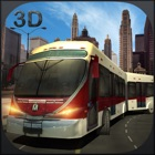 Real Speed Bus Driving Mania 3D icon
