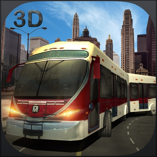 Real Speed Bus Driving Mania 3D iOS App