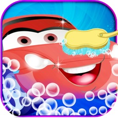 Activities of Car Wash Salon - Crazy auto car washing and cleaning spa game