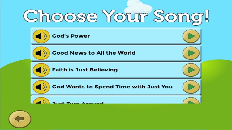 Bible Songs: Sing Along with Noah and other Bible Heroes for Children (with Music from Child Evangelism Fellowship) screenshot-3