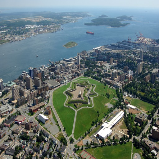 Halifax Tour Guide: Best Offline Maps with Street View and Emergency Help Info
