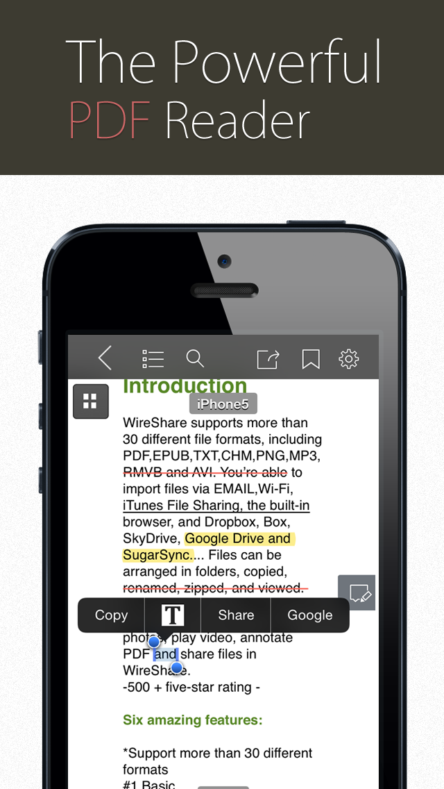 iFile Reader:PDF,EPUB,TXT Super Weapon by Feetan (iOS