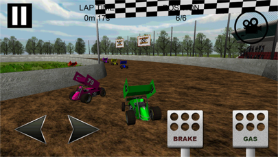 点击获取Sprint Car Dirt Track Game Free