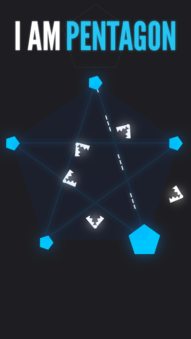 I Am Pentagon - The Shapes Uprise screenshot one