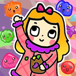 Jelly Yummy Mania : Match 3 Puzzles Games Free Editions For Kids