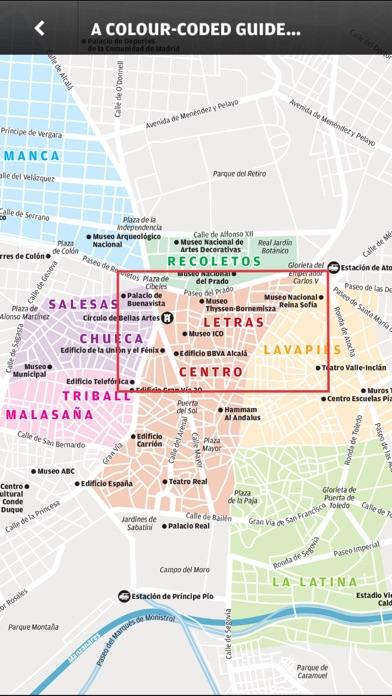 Screenshot for Madrid: Wallpaper* City Guide in Lebanon App Store