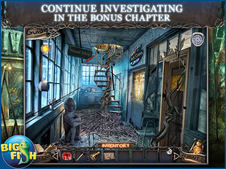 Sable Maze: Sullivan River HD - A Mystery Hidden Object Adventure screenshot-3