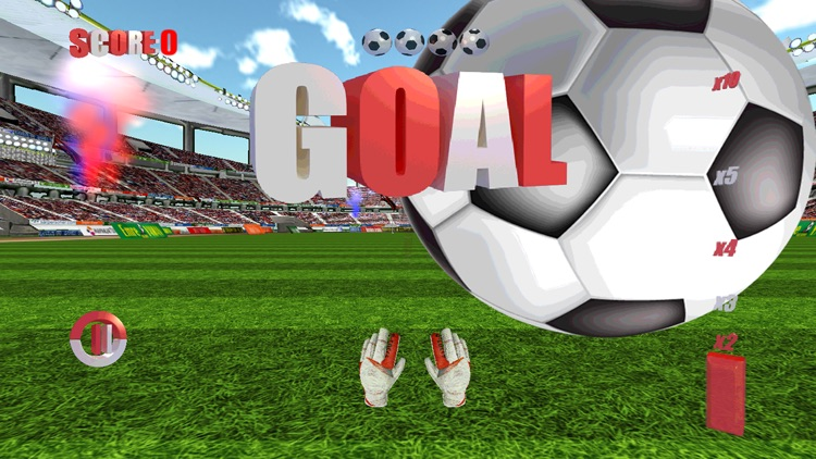 Goal Keeper 2 - Perfect Penalty