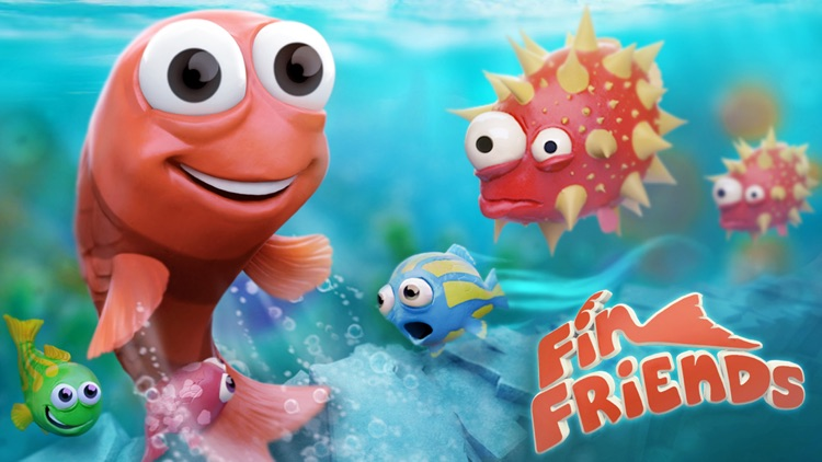 Fin Friends screenshot-0