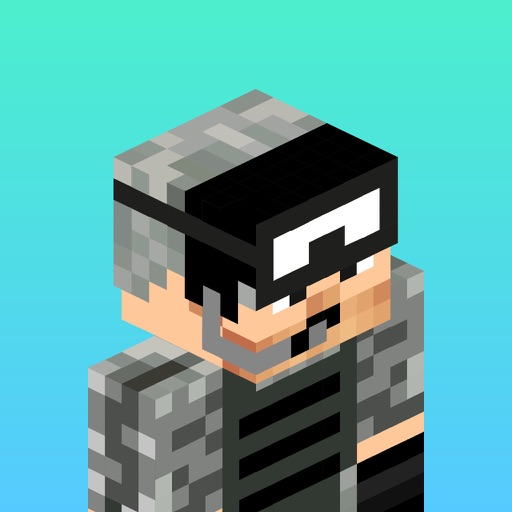 Skins Pro Black Ops for Minecraft iOS App