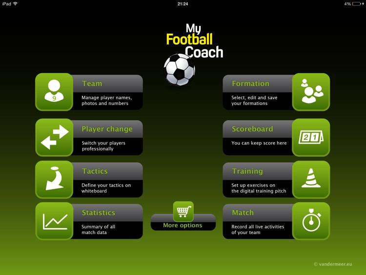 My Football Coach Pro